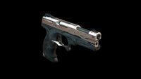Pistol back angle