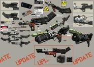 DXHR laser rifle concept