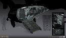 DXMD VTOL ramp area concept