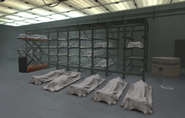 OR Bio-Mech basement morgue