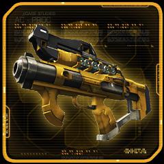 Weapon modifications (DXHR)