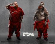 D-Town concept