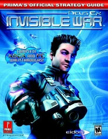 Image of Deus Ex: Invisible War: Prima's Official Strategy Guide