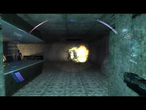 Deus Ex- Invisible War (2003) - UNATCO Ruins (New York) -4K 60FPS-