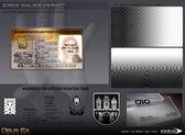 Permit Card Bauer prop