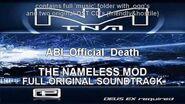 The Nameless Mod OST