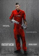 Oscar Mejia concept