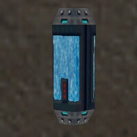Augmentation canister