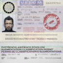 DXMD Adam Jensen id card