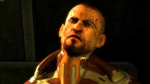 Deus Ex Human Revolution Director's Cut - Defeating Jaron Namir Non-lethal takedown