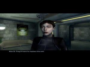 Deus Ex- Invisible War (2003) - Inclinator facility (Part 2) -4K 60FPS-