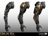 Shadow Operatives arm concept