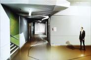TYM Atrium corridor concept