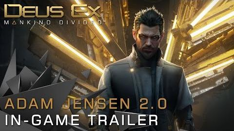 Deus Ex Mankind Divided - Adam Jensen 2