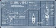 DX assault rifle blueprint