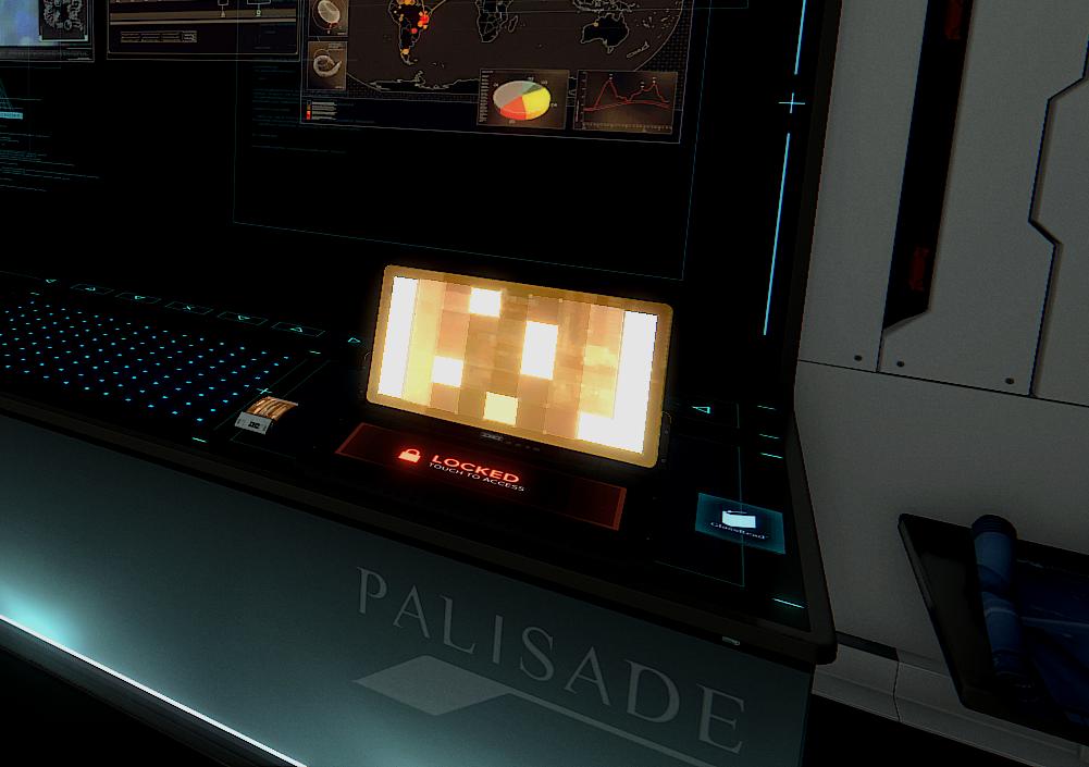 VersaLife corporate vault computer