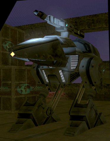 RB-76 Military Bot