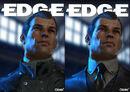 Bob Page Edge magazine cover variants
