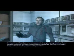 Deus Ex- Invisible War (2003) - Shackleton Ice Shelf (Part 2) (Antarctica) -4K 60FPS-