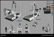 TYM aug treadmill concept