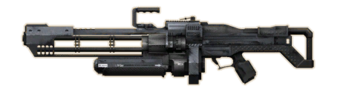 Image of M404 Heavy Rifle