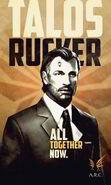 ARC Talos Rucker poster