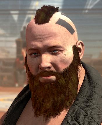 """Image of Theodore """"D-Town"""" Zenga"""