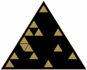 Треугольные коды (DXMD)