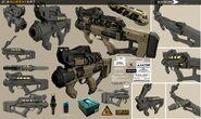 DXHR grenade launcher concept