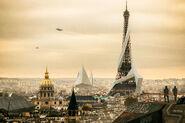 Paris Cities of 2029 DXMD