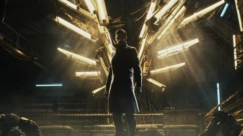 Deus Ex Mankind Divided Game Informer Coverage Trailer