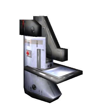 Matsu-Gravas GV-4 Nightingale medical bot