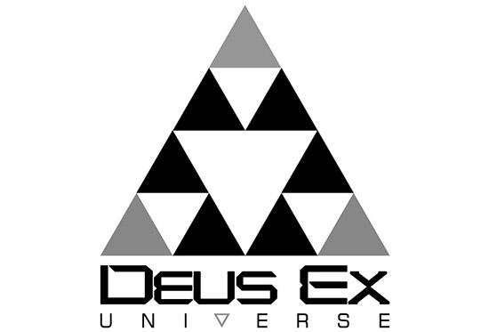 Rainbow Grizz/Опубликован логотип Deus Ex: Universe