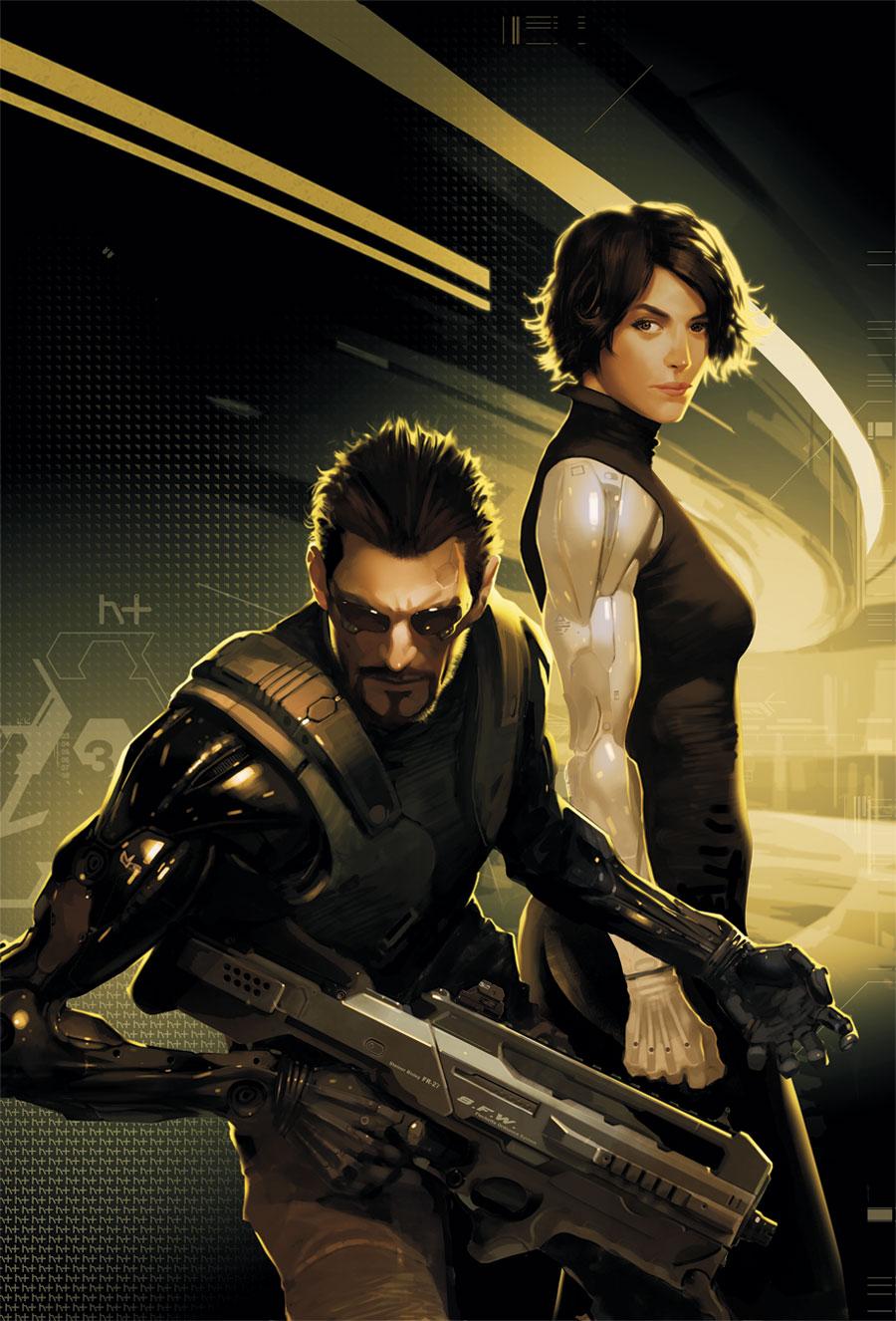 Deus Ex: Human Revolution - Assassination Run