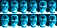 Janus animation frames