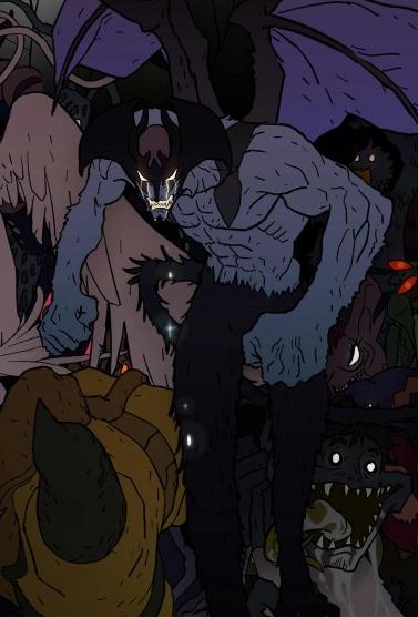 Akira Fudo Crybaby Devilman Wiki Fandom