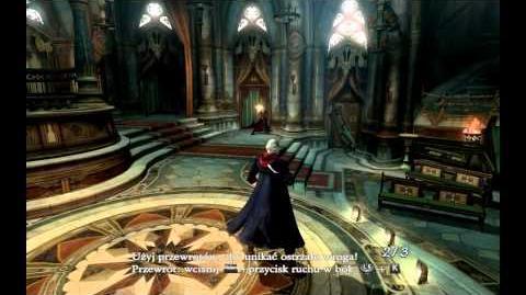 """Devil May Cry 4 Misja 1. """"Ptaki""""..."""