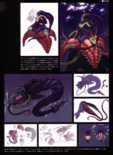 Devil May Cry 4 Devil's Material Collection Echidna concept art 2