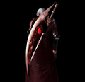 DMC1 Dante with Devil Sword Sparda