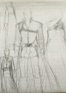 DMC2 Dante sketch Ikeno