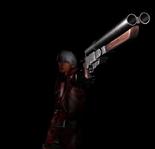 DMC Dante with Shotgun