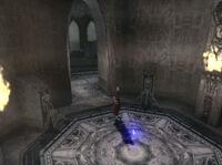 Blue Orb Fragment in Mission 17