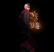 DMC1 Sparda with Ifrit
