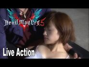Devil May Cry 5 - All Live Action Cutscenes The Movie -HD 1080P-