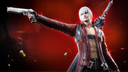 DMC War of the Peak Dante promo