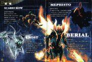 Devil May Cry 4 Manual PlayStation 3 JP ver. (15)