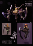 Devil May Cry 4 Devil's Material Collection Scarecrow concept art 2