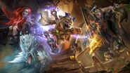TEPPEN July 2020 expansion key visual