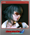 Devil May Cry 4 Special Edition Card Foil 6