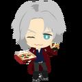Capcom Cafe DMC5 Dante